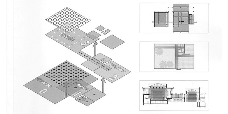 diagramming the big idea methods for architectural composition Architecture Map Diagramming