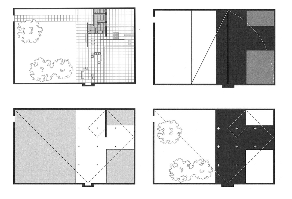 Diagramming The Big Idea  Methods For Architectural Composition